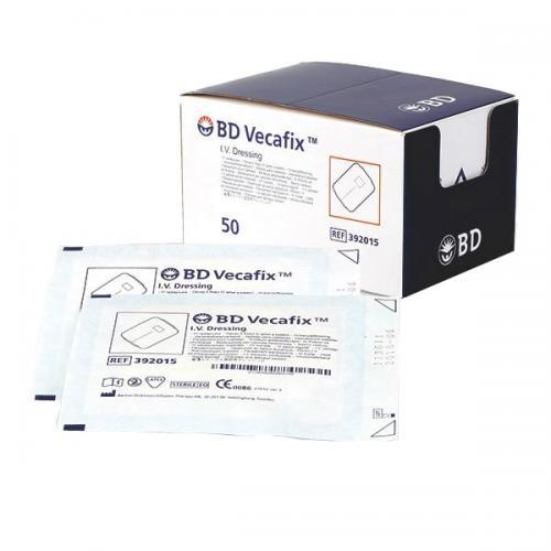 Vecafix Katheterfixierverband steril von BD (50 Stck)