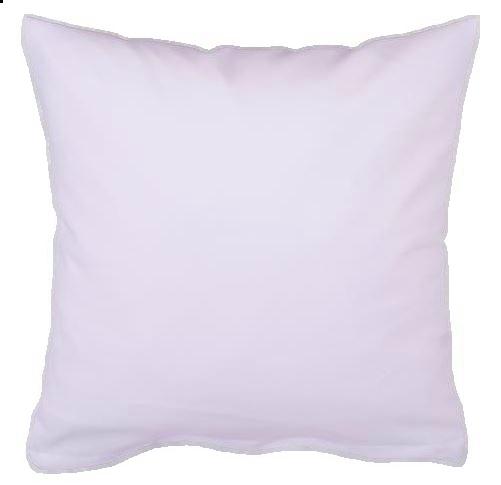 Kissenbezug Weiß Baumwolle Linon Hotelverschluss Online